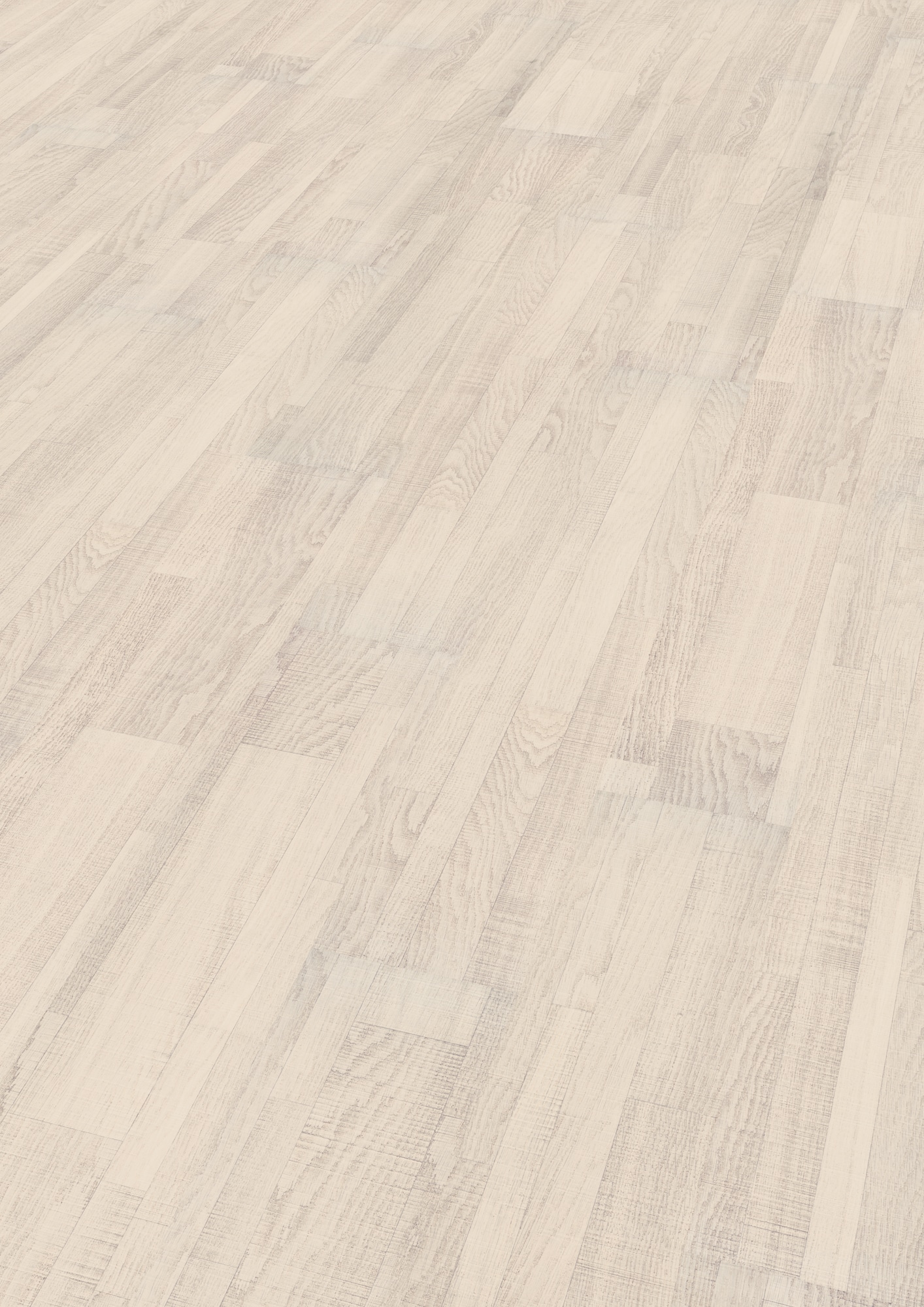 Finfloor original roble babylon blanco club del parquet for Suelo laminado roble