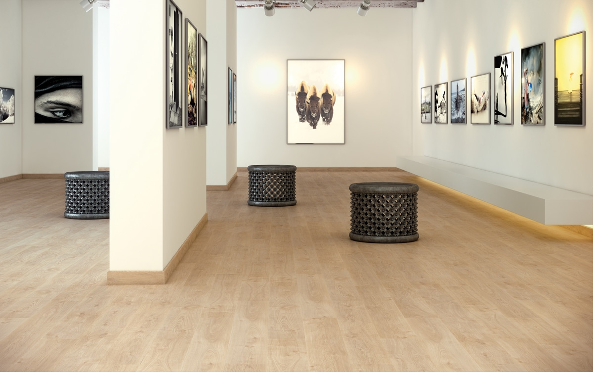 Finfloor 12 roble glamour 12 mm club del parquet for Suelos laminados opiniones
