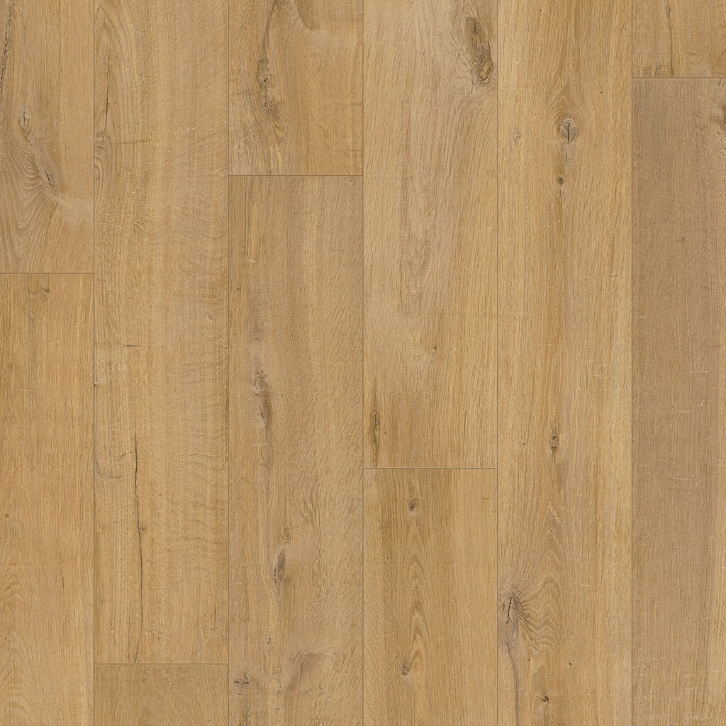 Quick step impressive roble suave natural im1855 club for Color roble natural